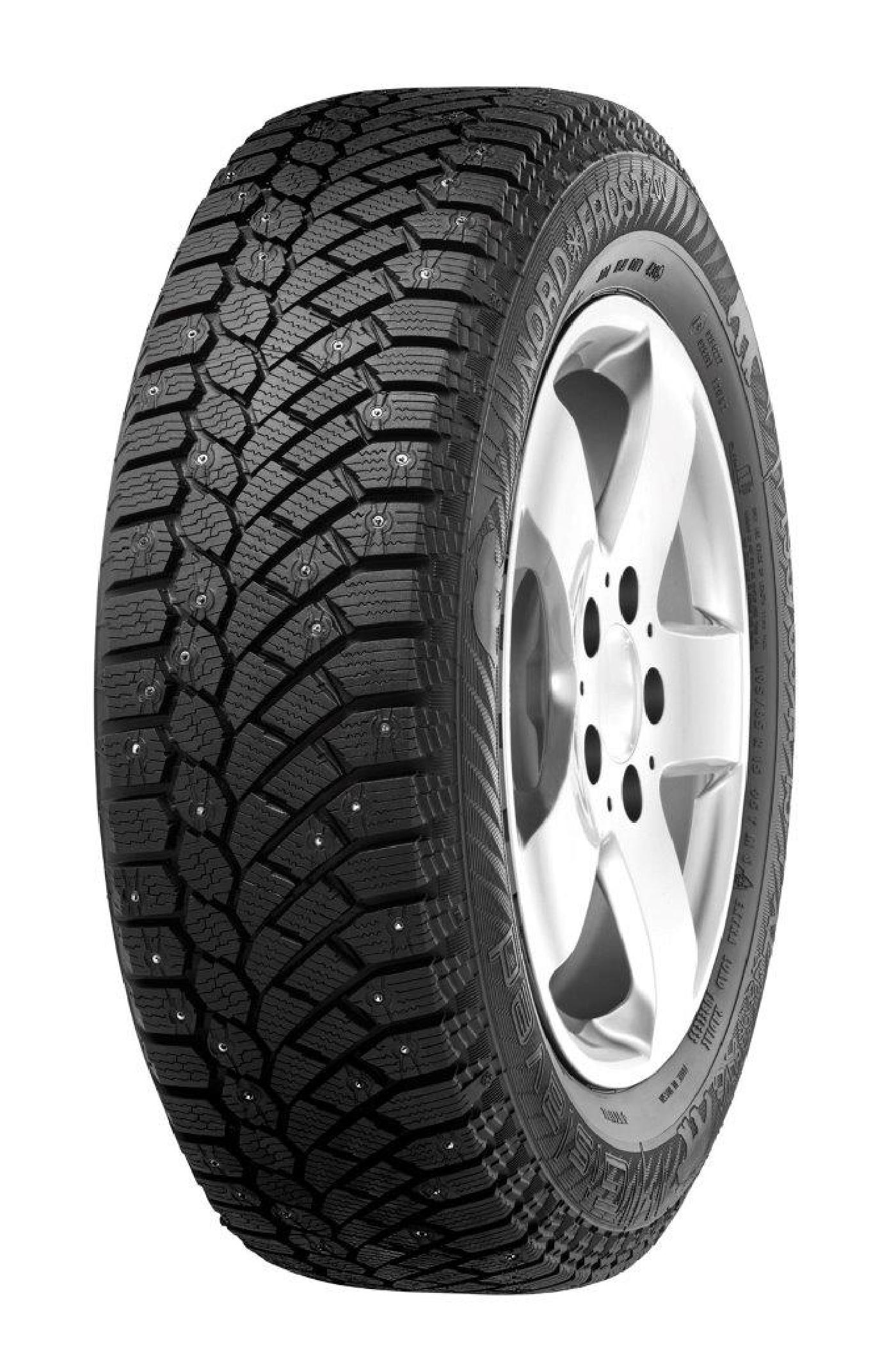 GISLAVED NORD FROST 200 205/50 R17 93T
