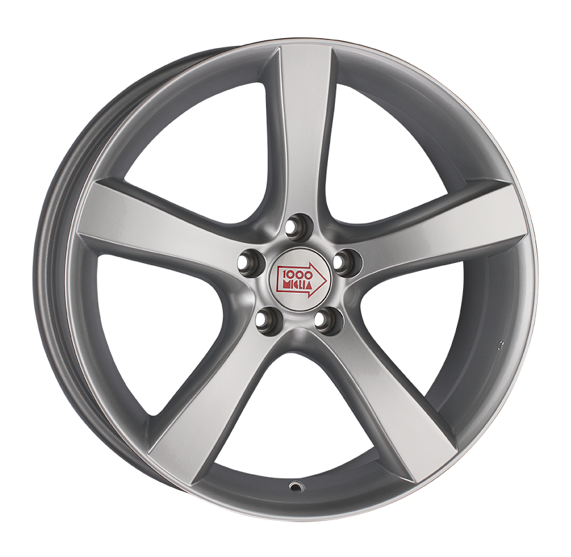 1000 MIGLIA MM1001 18X8 PCD5*108 ET40 DIA67.1 ANTHRACITE POLISHED LIP