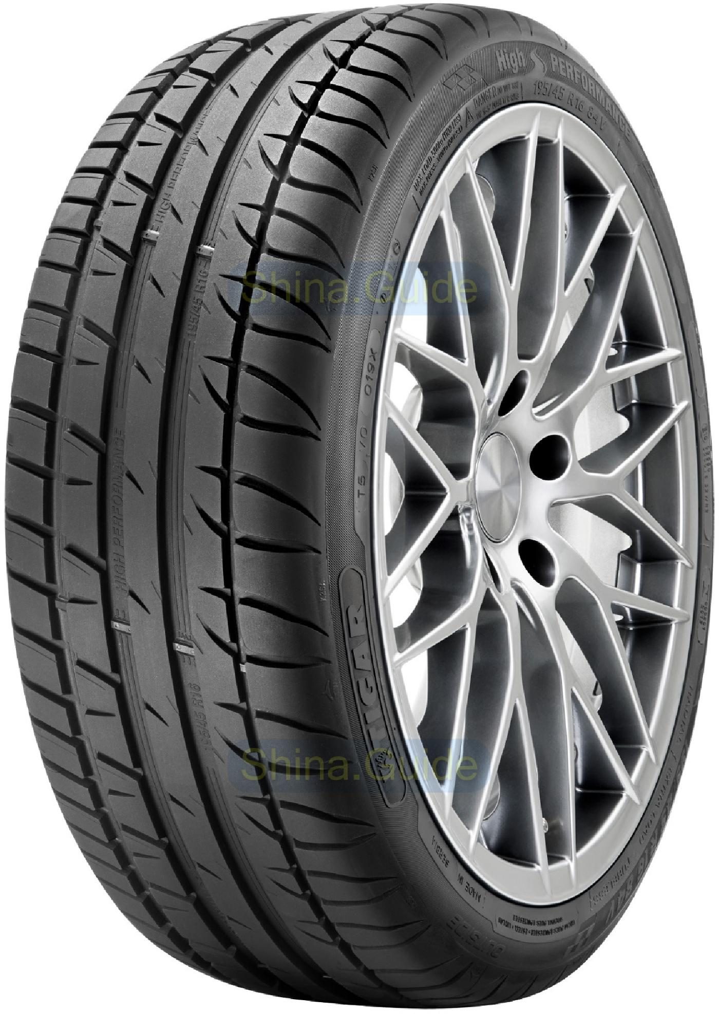 TIGAR HIGH PERFORMANCE 205/50 R17 93W