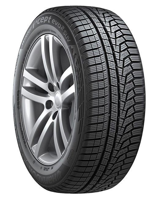 HANKOOK WINTER I*CEPT EVO2 W320 275/35 R19 100V