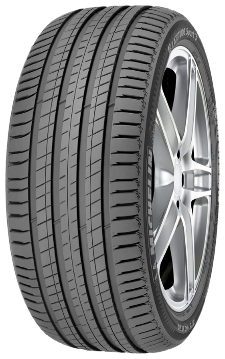 MICHELIN LATITUDE SPORT 3 265/50 R20 111Y