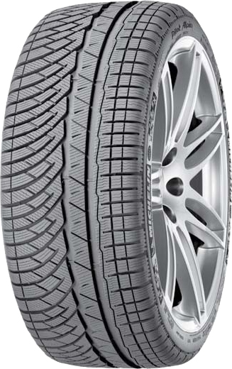 MICHELIN PILOT ALPIN 4 255/45 R19 100V