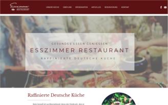 Esszimmer Restaurant