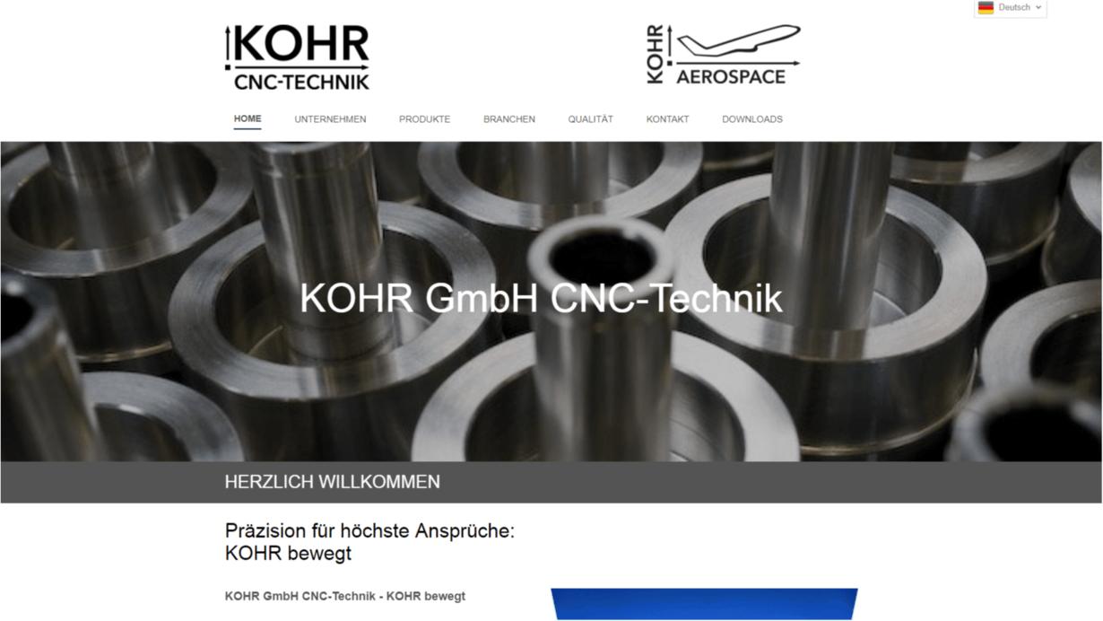 Kohr CNC Technik