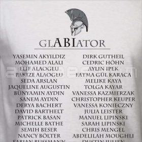 glABIator - Rückseite
