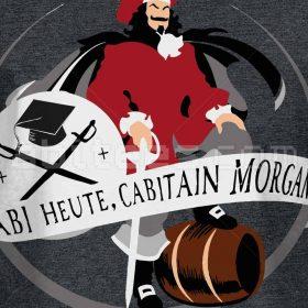 Abi heute, CABItain Morgan
