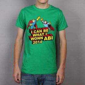 I can be what i wonn ABI