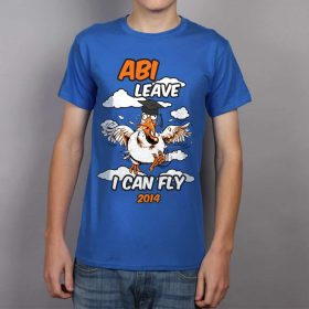 ABI leave I can fly