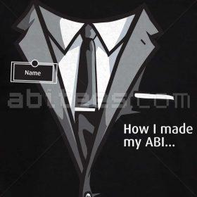 How i made my ABI