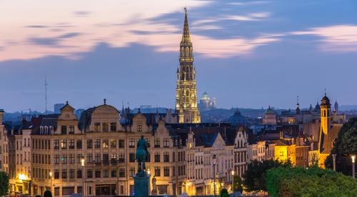 Partir à Bruxelles avec Hellotrip
