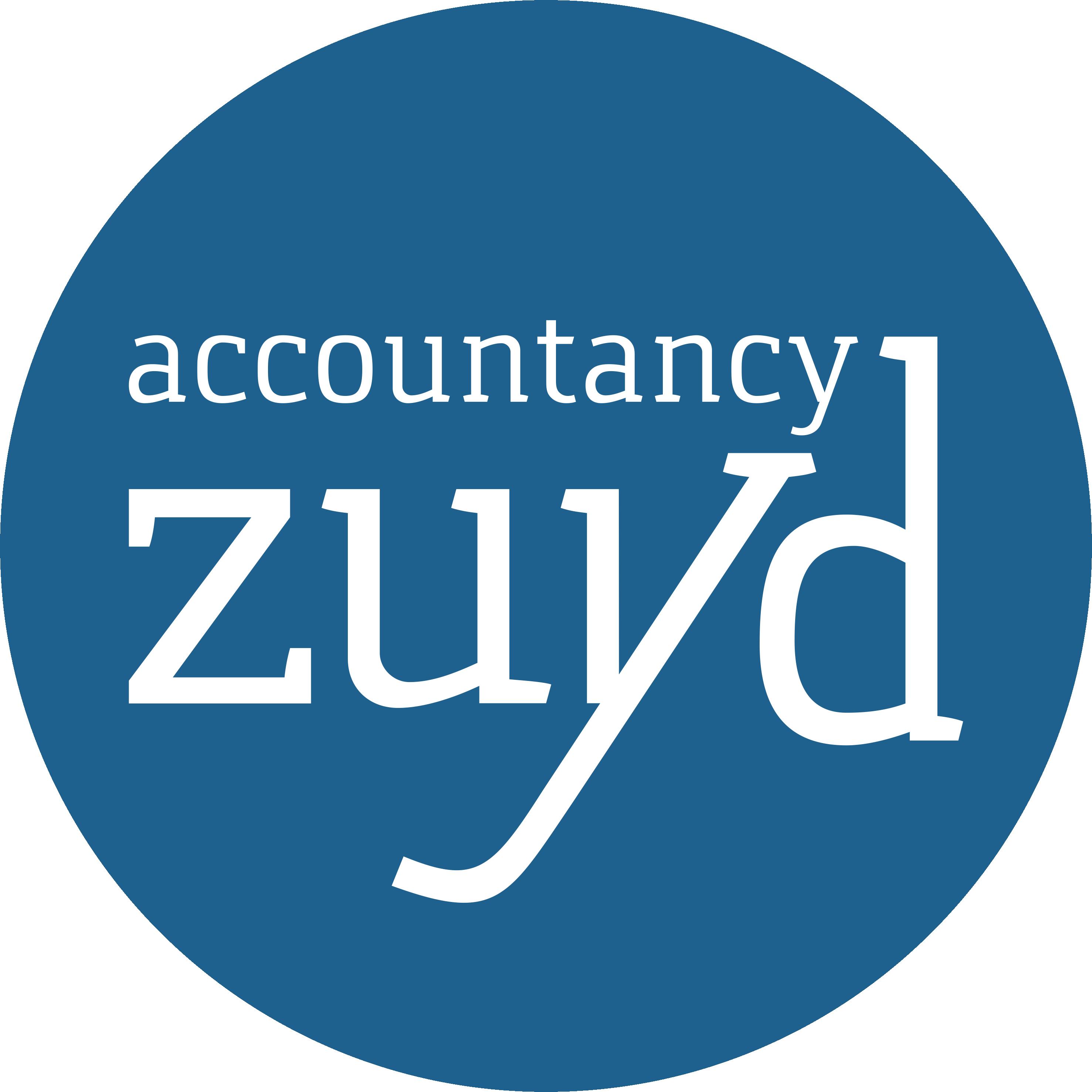 Logo webtransparant accountancy zuyd rgb
