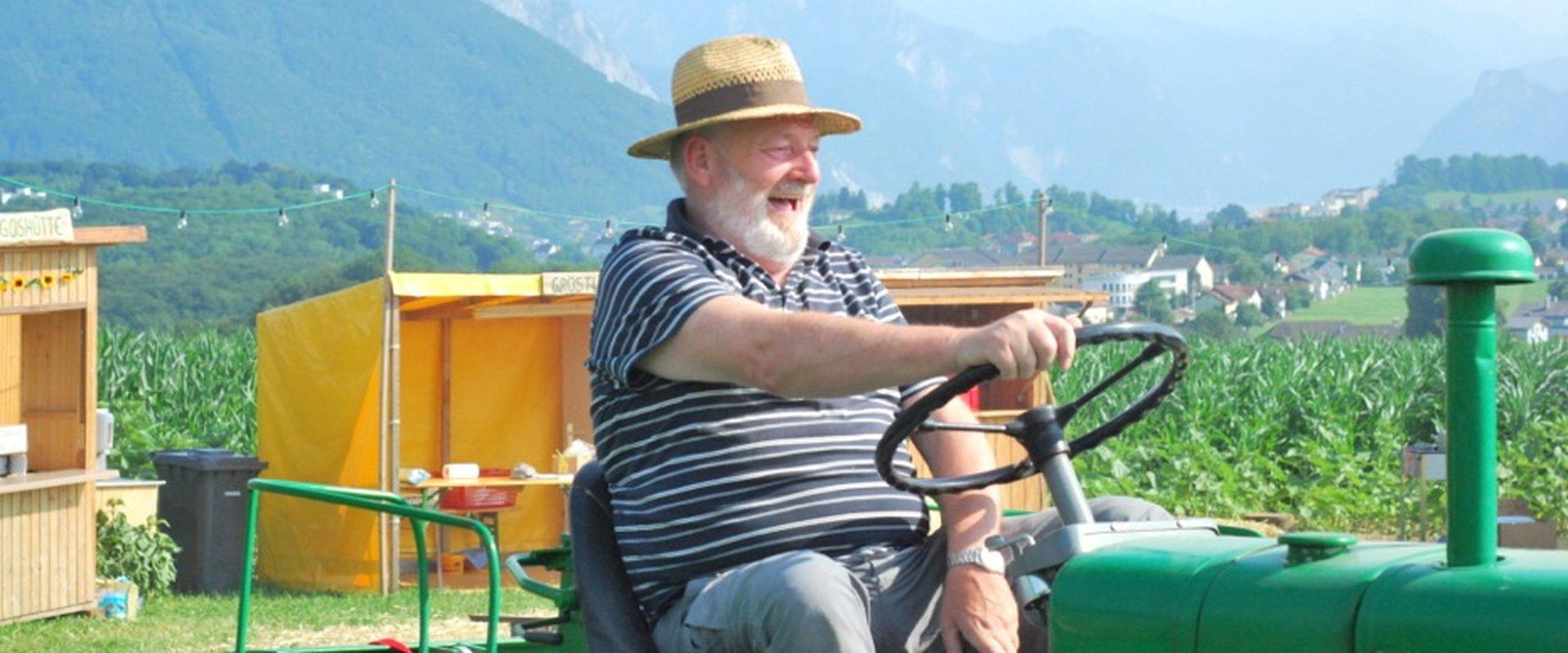 Der Bauer zu Nathal - Kein Film über Thomas Bernhard
