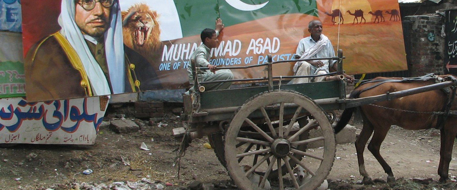 Der Weg nach Mekka - Die Reise des Muhammad Asad