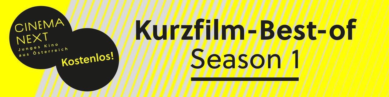 Kurzfilm-Best-of: SEASON 1. Gemeinsam mit CINEMA NEXT - der Initiative für Junges Kino in Österreich - präsentiert der KINO VOD CLUB sechs preisgekrönte Kurzfilme österreichischer FilmemacherInnen.  Jetzt exklusiv und kostenlos - nur noch 2 Wochen - bis 1. Juli im KINO VOD CLUB streamen.