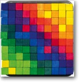 Magnetic-Color-Cubes
