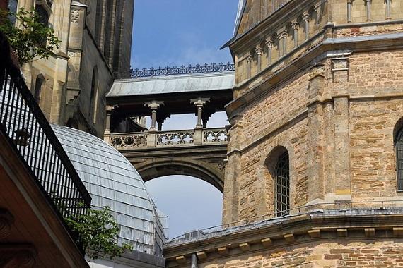 Historisches Gebäude in Aachen