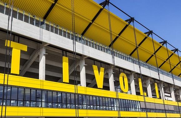 Stadion in Aachen