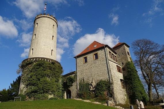 Burg in Bielefeld