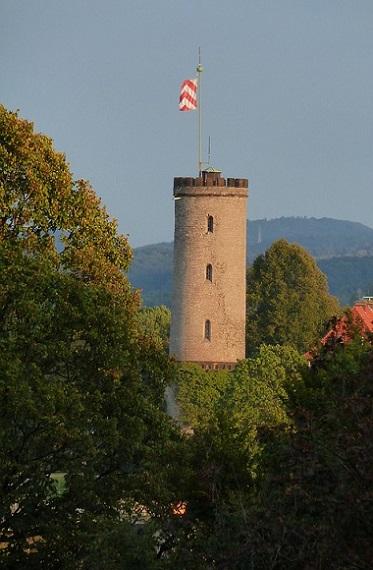 Turm in Bielefeld