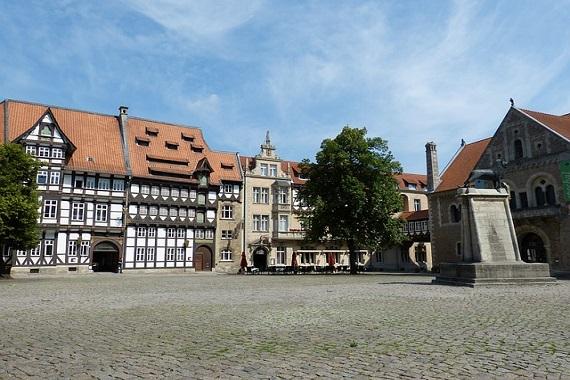Marktplatz in Braunschweig