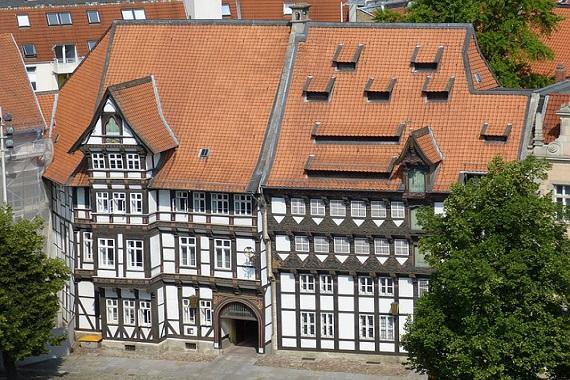 Historisches Gebäude in Braunschweig
