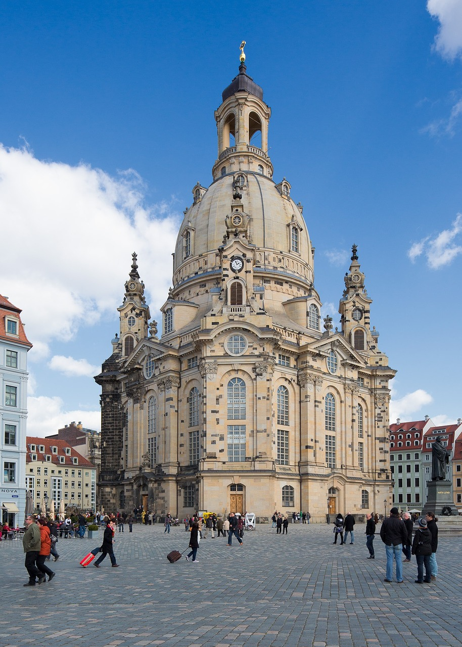 Architektur in Dresden