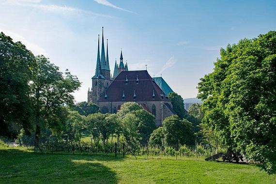 Park in Erfurt