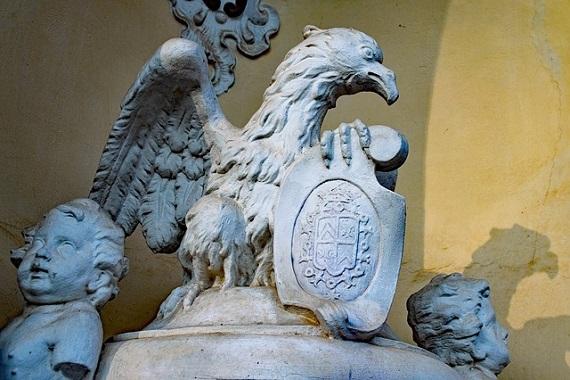 Statue in Erfurt