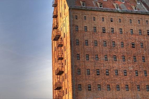 Gebäude in Magdeburg