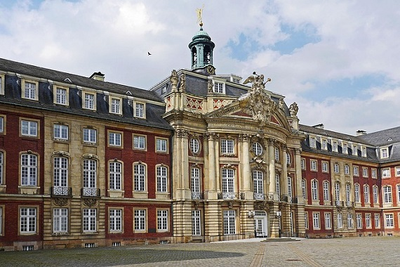 Historisches Gebäude in Münster