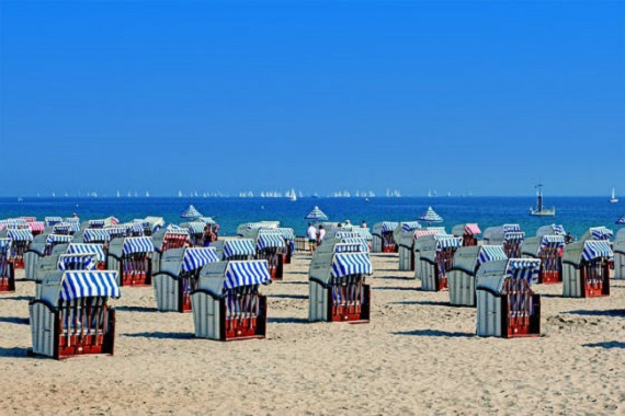 Strandkörbe Ostsee
