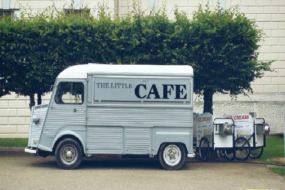 Aachen Campingplatz Café