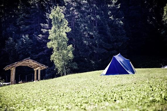 Campingplatz im Allgäu