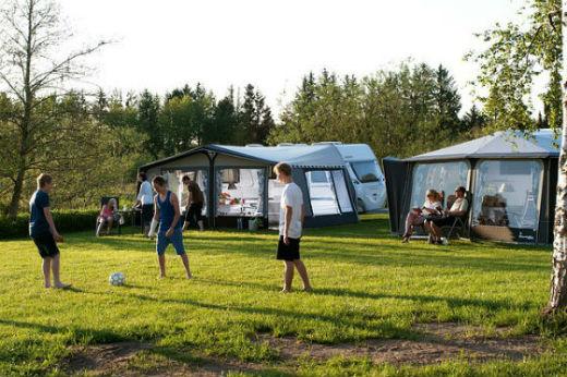 Freizeitangebot Campingplatz