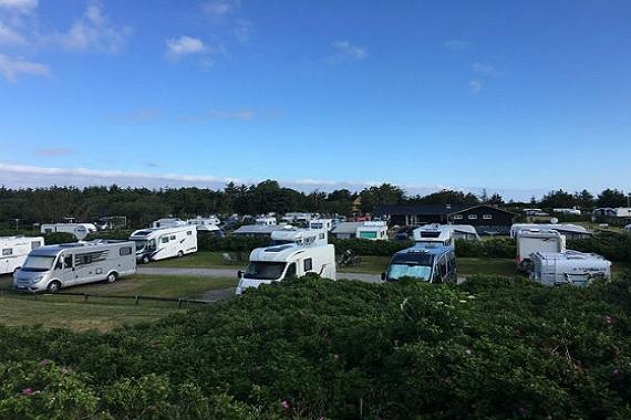 Campingplatz Thiessow