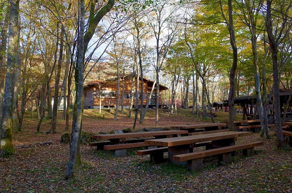 Campingplatz im Saarland