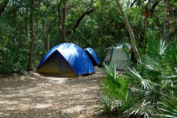 Campingplatz in Stuttgart