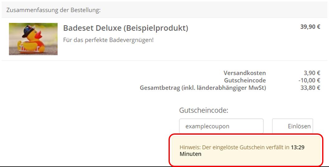 Gutschein erstellen - Powered by Kayako Help Desk Software