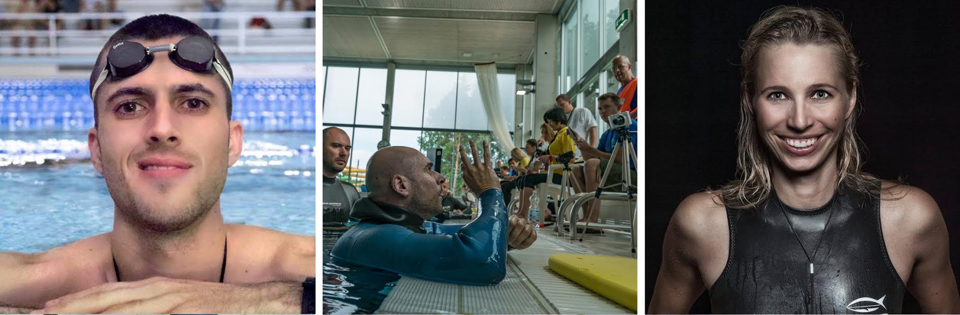 2016 AIDA Pool World Championships STA finals