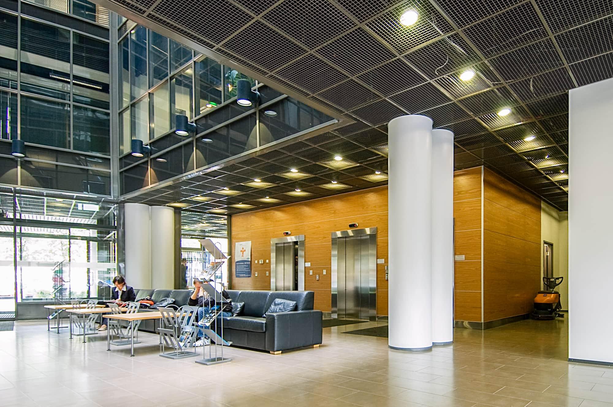 Офисное здание ЮИТ / YIT