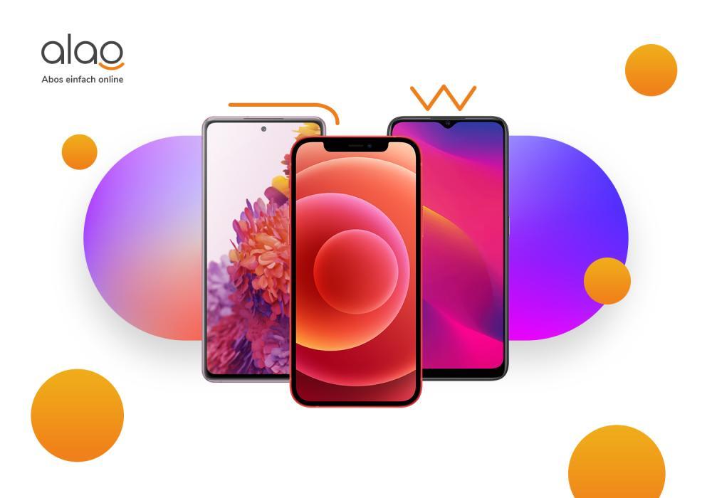 Unsere Smartphone-Bestenliste | alao