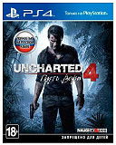 PS4 Uncharted 4: A Thiefs End * Original Disc Երևան