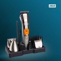 Машинка для стрижки и бритья Kemei SN-6600