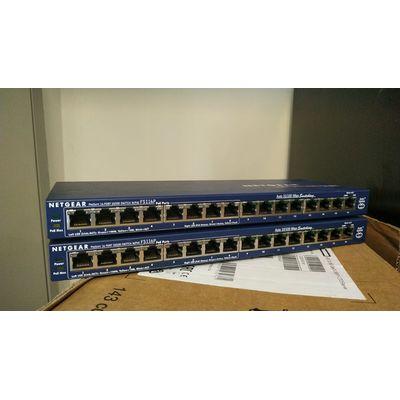 Switch NETGEAR FS116P