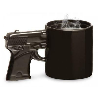 Кружка-пистолет