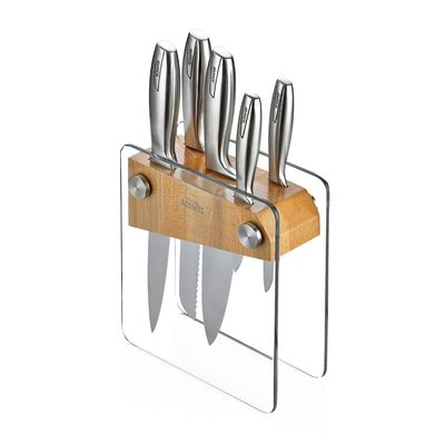 Schafer bıçaq dəsti (6 ədəd)