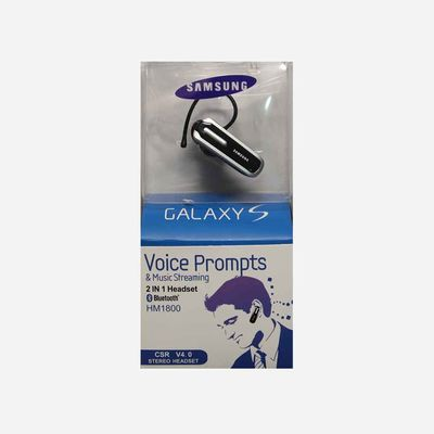 Bluetooth Headset Samsung Galaxy S HM1800