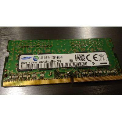 DDR4 4GB - notbook üçün