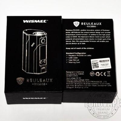 Vape Mod WISMEC Reuleaux RX200S