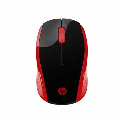Siçan HP 200 Emprs Red Wireless Mouse